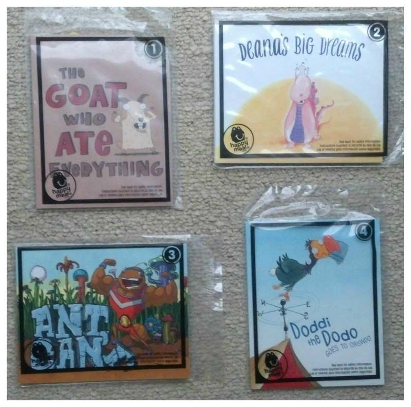 Book-collage-happy-meals