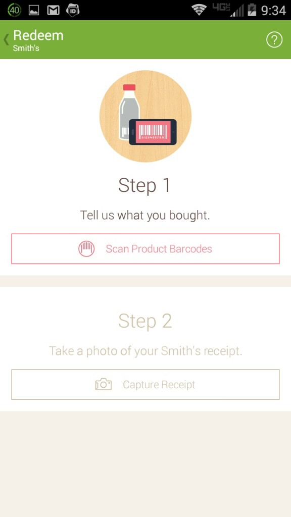 ibotta money saving app